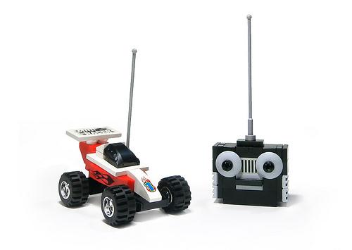Lego RC