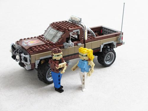 Lego The Fall Guy