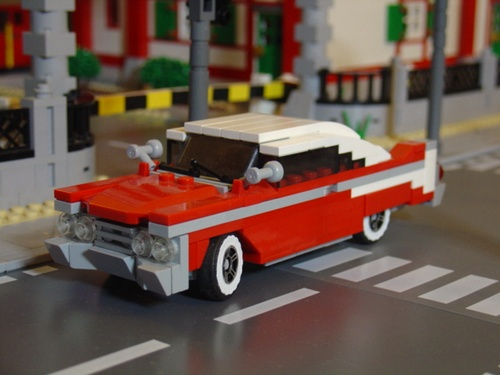 Lego Plymouth Fury