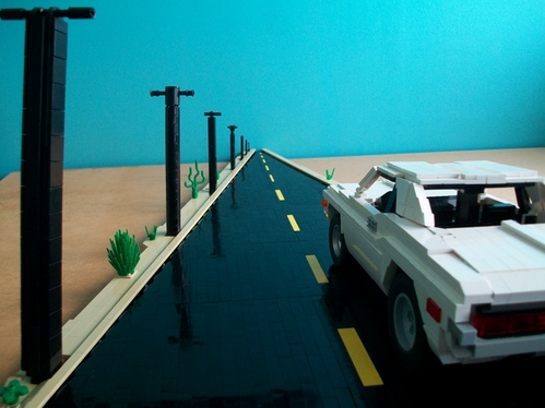 Lego Vanishing Point