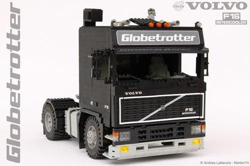 Lego Volvo F16 Truck
