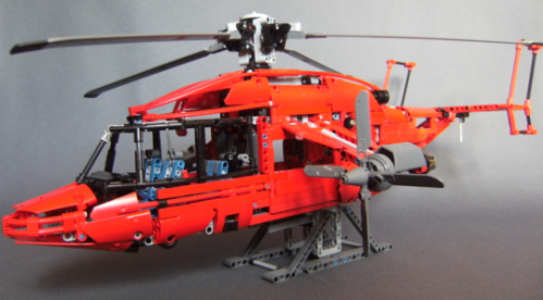 Lego Technic Eurocopter X3 Helicopter