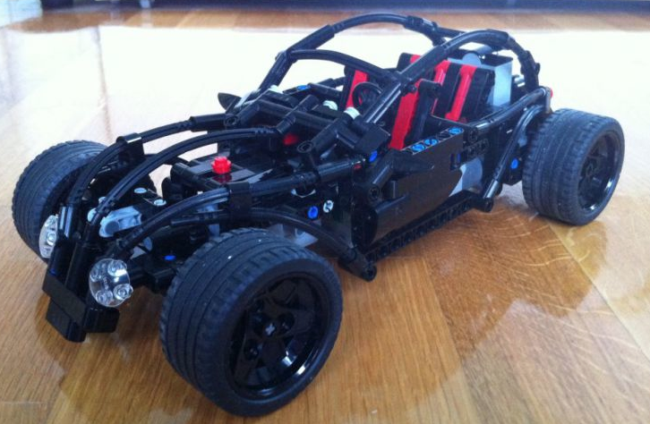Beetle Rat Rod — BrickNerd - Your place for all things LEGO and ...