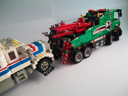 Lego 42008 Truck