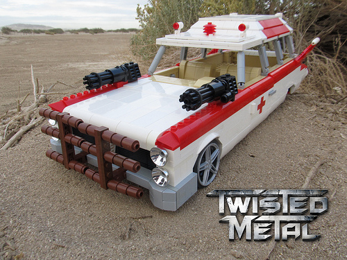 Lego Twisted Metal