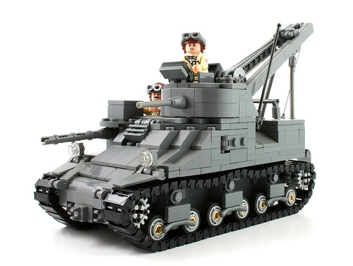 Lego M31 Armored Recovery