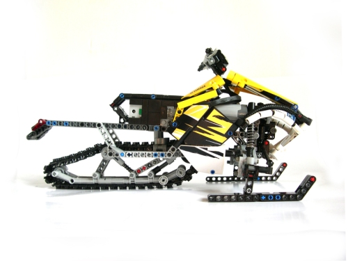 Technic Snowmobile