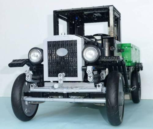 Lego Ford Model-T