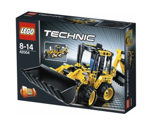 LEGO Technic Sticker Sheet for 42023 Construction crew