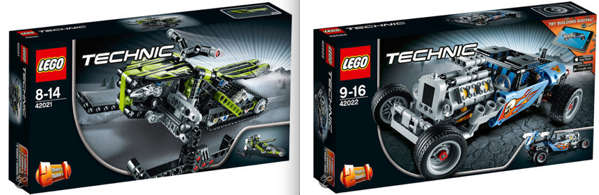 42022 The Lego Car Blog