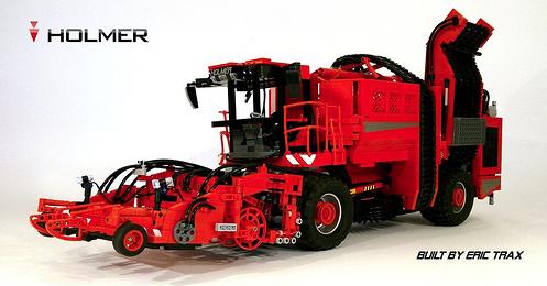 Lego Holmer Sugar Harverster