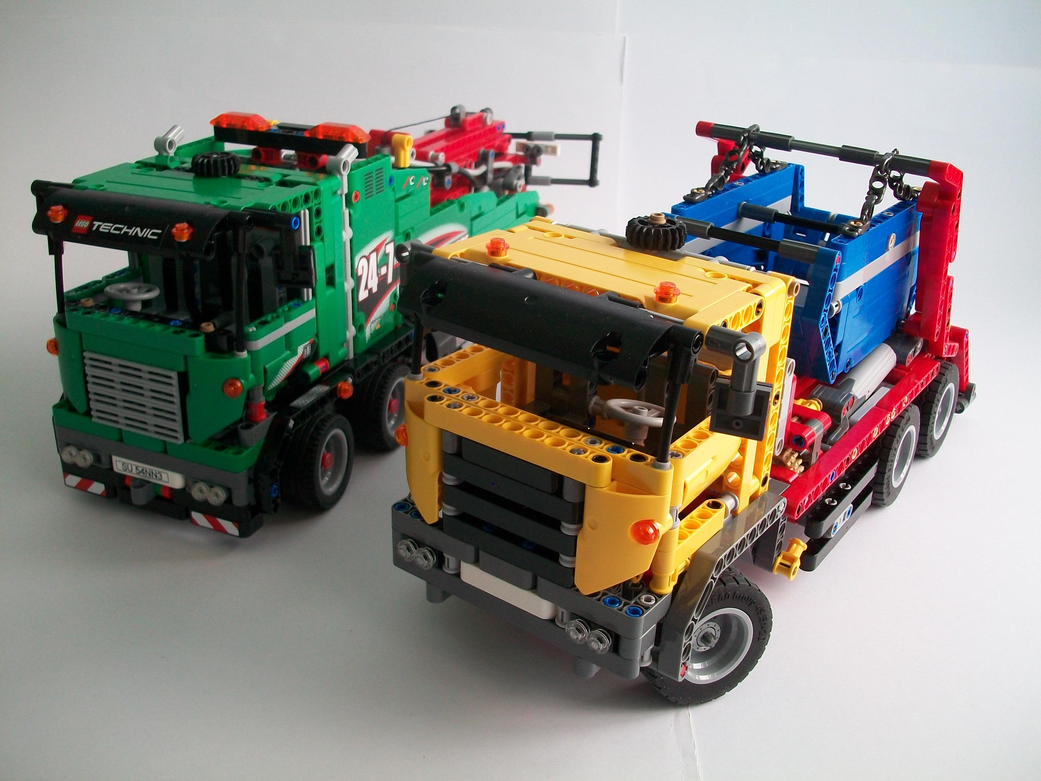 Lego техник 42022 - e8