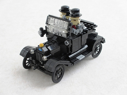 Lego Laurel and Hardy
