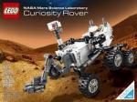 Lego Cuusoo mars Rover