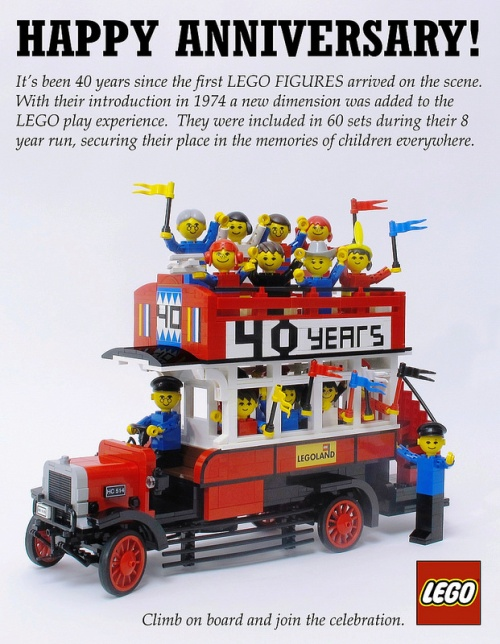 Lego Maxi-Fig Bus