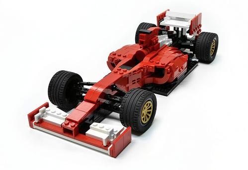 f1 the lego car blog. Black Bedroom Furniture Sets. Home Design Ideas