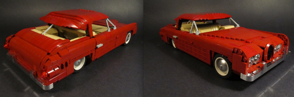 Lego Classic Cadillac Series 62