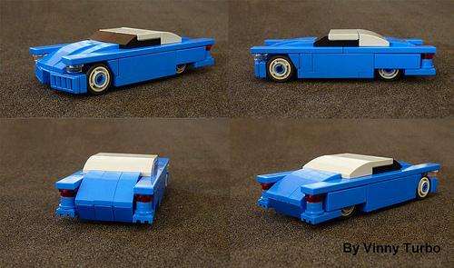 Lego Tiny Turbo