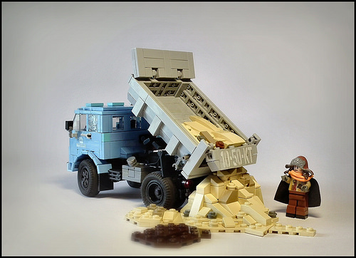 Lego MA3 Truck