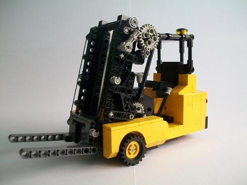 Lego Technic Forklift