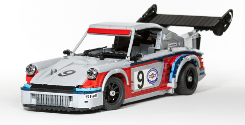 Lego Porsche 911 Carrera RSR Turbo