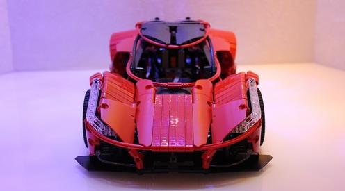 Lego Nemesis Supercar