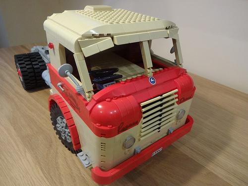 Lego Pegaso Truck