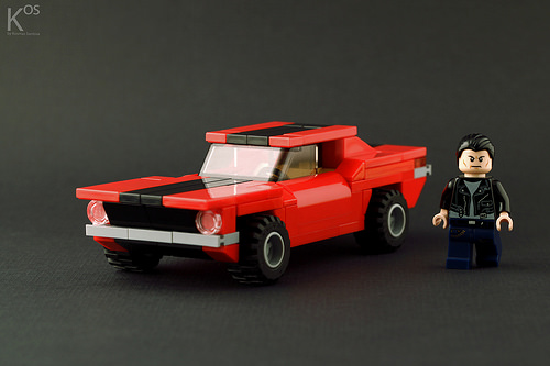 Mustang The Lego Car Blog