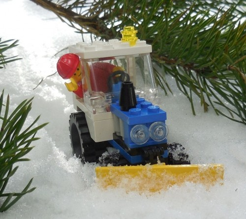 LS Snowplough