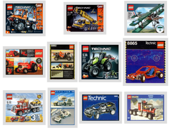 Lego Set Reviews