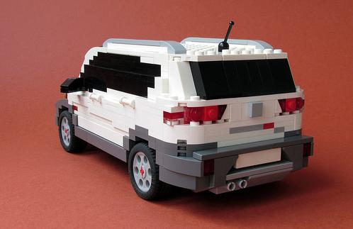 Lego Seat Altea