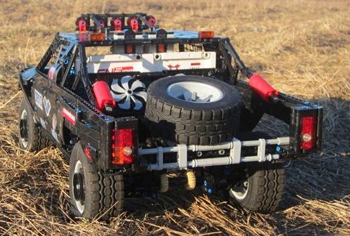 Lego Baja Truck