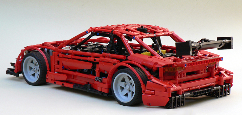 Lego Technic Dtm Racer The Lego Car Blog