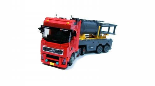 Lego Volvo FH12 Truck