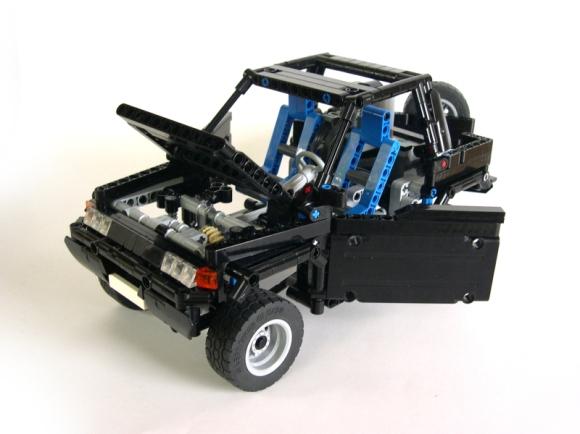 Lego Small 4x4