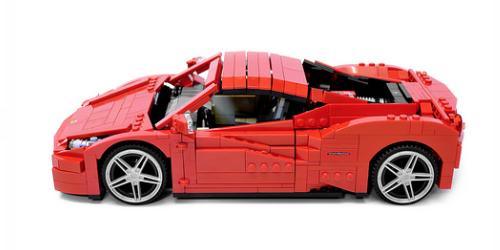Lego Ferrari Italia