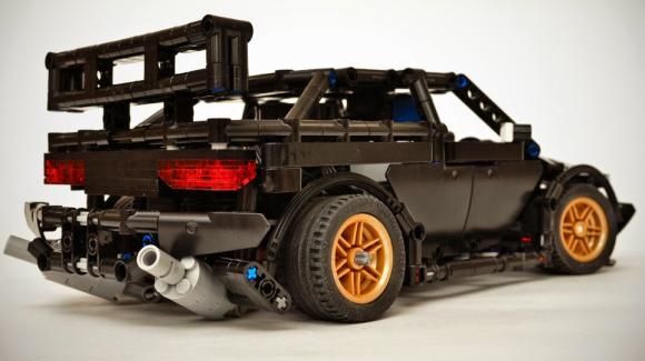 Lego Technic Subaru Impreza WRX