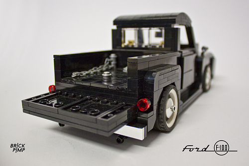 Lego '50s Ford Pick-Up