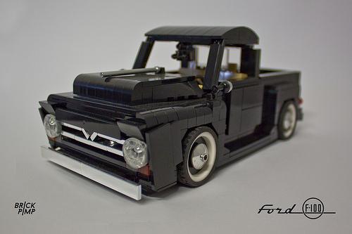 Lego Ford F-100