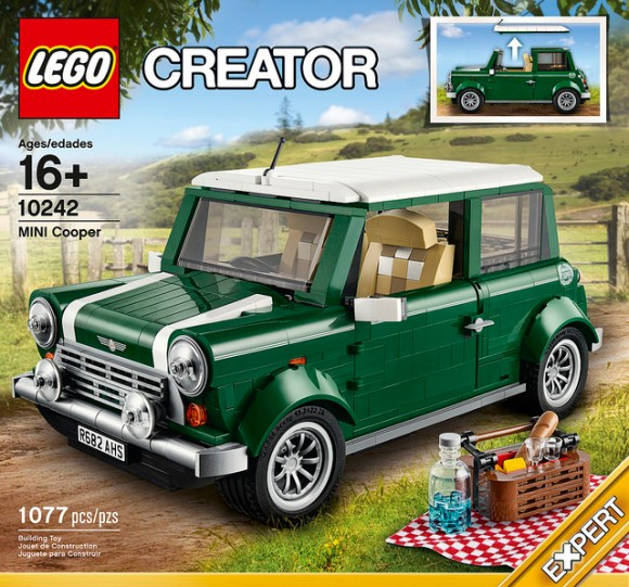 Lego 10242 Mini Cooper Review