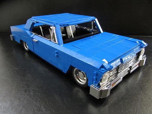Lego Chevy Nova