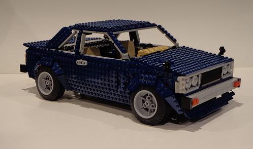 Lego Toyota Corolla KE70