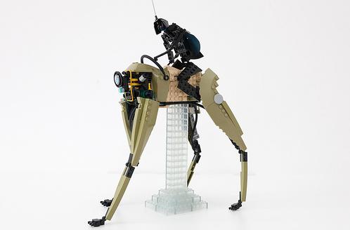 Lego Mech Dog