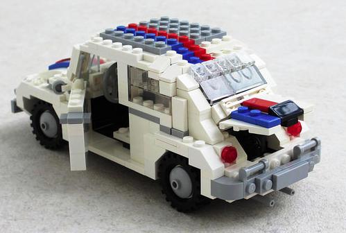 Lego The Love Bug