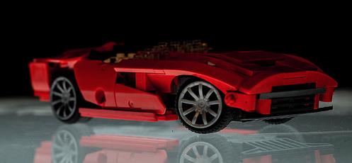 Lego RC Sportcar Concept