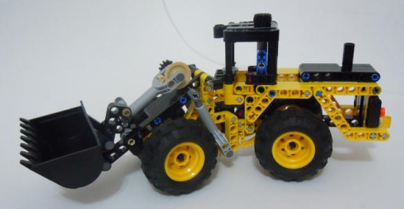 Lego Technic Front Loader Mini