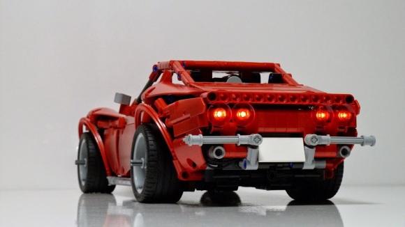 Lego Technic Corvette Stingray