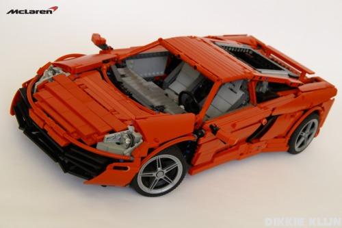 Lego Technic McLaren MP4-12C