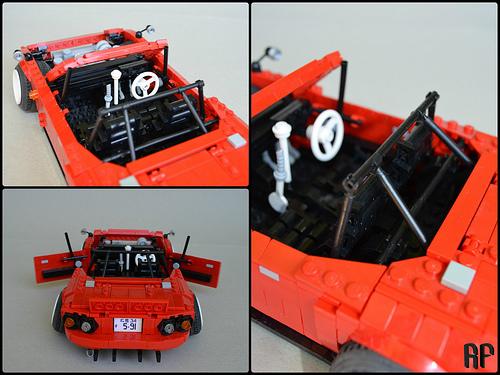 Mazda MX-5 Miata roll cage