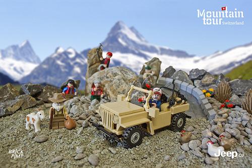 Lego Jeep CJ